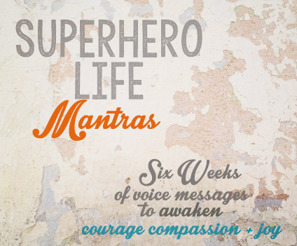 superhero_life_mantras_wall
