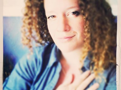 Courage interview with Rachael Maddox: Healing from sexual trauma