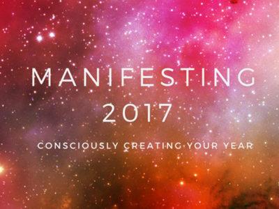 Manifesting 2017! Just $20