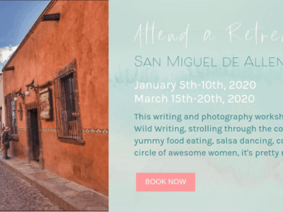 Opening the creative channel in San Miguel de Allende