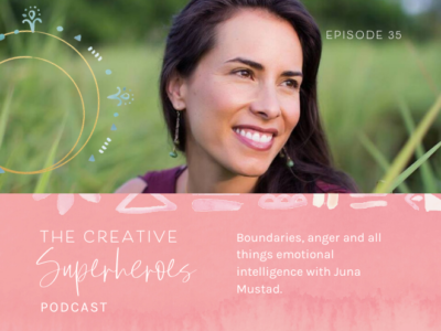 CSP #35 Anger + Boundaries with Juna Mustad