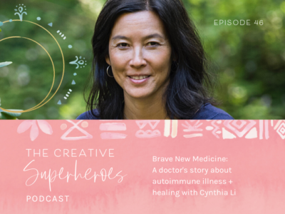 CSP #46: Brave New Medicine with Cynthia Li