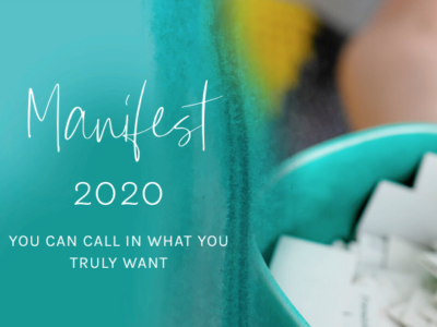 Let's make some manifesting magic! Manifesting 2020 is here – just $29