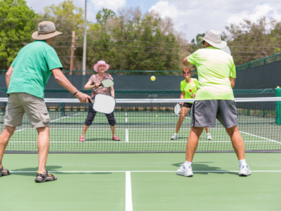 Have you heard of pickleball?