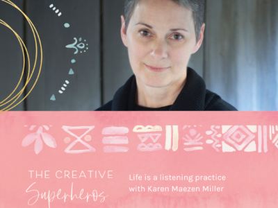 CSP #50: Life is a listening practice with Karen Maezen Miller