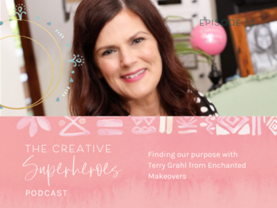 CSP #52: Terry Grahl of Enchanted Makeovers
