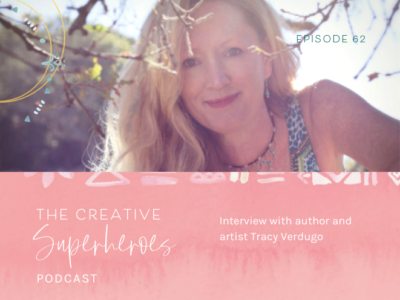 CSP #62: Interview with artist + author Tracy Verdugo