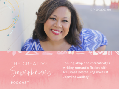 CSP #66: Party of Two with NY Times bestselling novelist Jasmine Guillory
